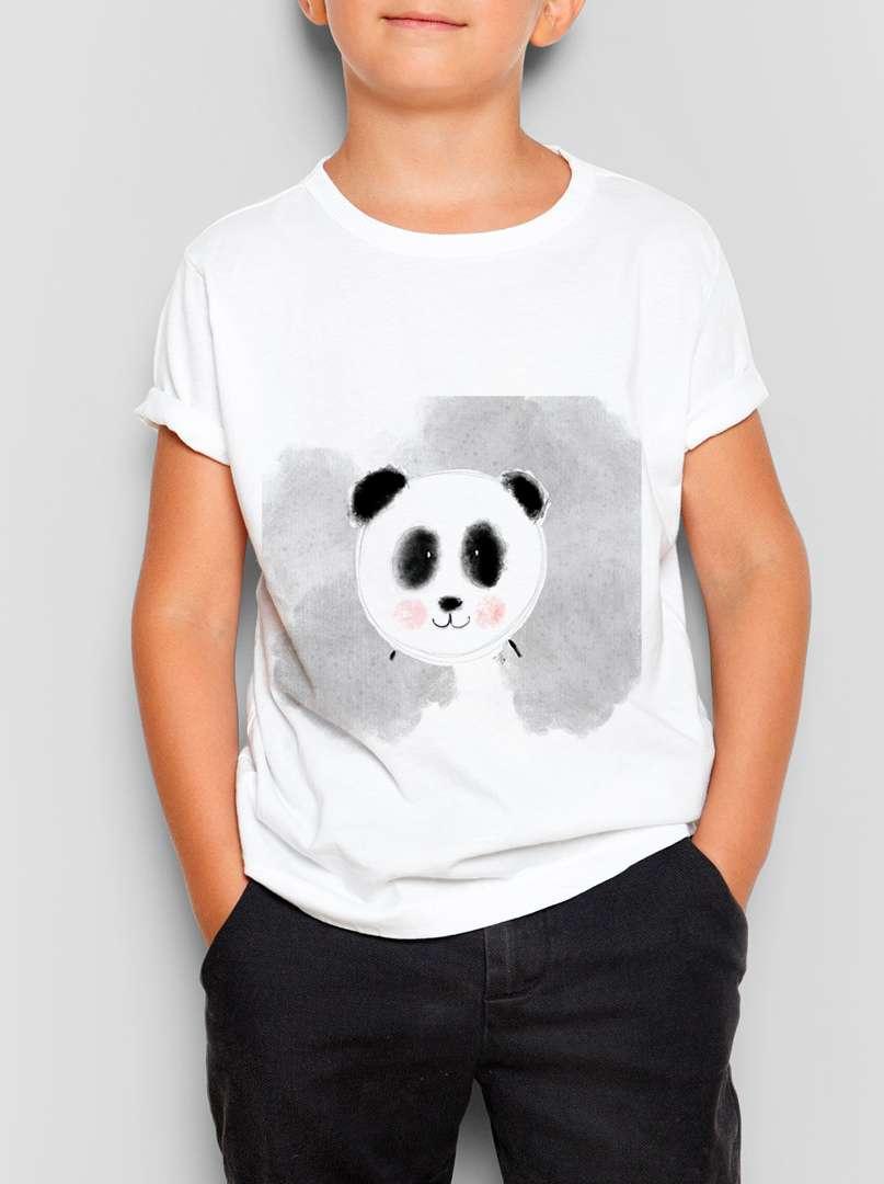 maria carvao kids tshirt panda | Maria Carvão